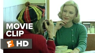Carol Movie CLIP - You Look Wonderful (2015) - Cate Blanchett, Rooney Mara Drama HD