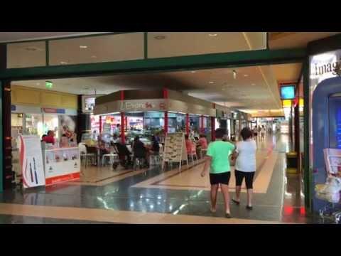 El Ingenio Shopping Mall in Malaga, Spain