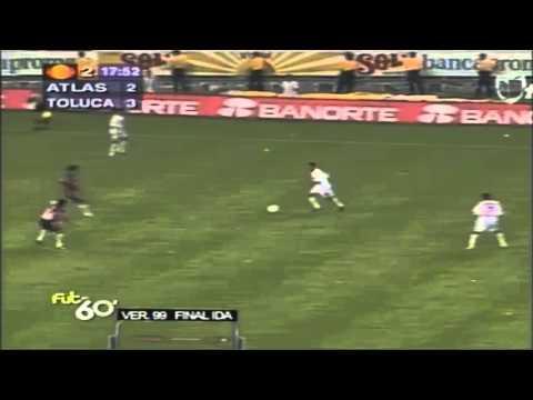 Atlas 3 Toluca 3 Final ida Inv99 03Junio1999 Estadio Jalisco