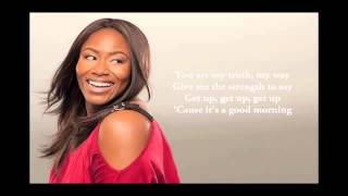 Mandisa  Good Morning   Official Lyric Video   YouTube