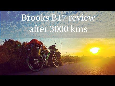 Updated Review Of Brooks B17 After  Touring 3000km In North East India | Is It Worth It?