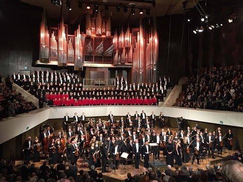 Ludwig van Beethoven - Sinfonie Nr. 9 | Gewandhaus zu Leipzig (31.12.2016)