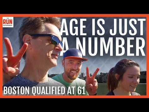 How To Qualify For The Boston Marathon at 61