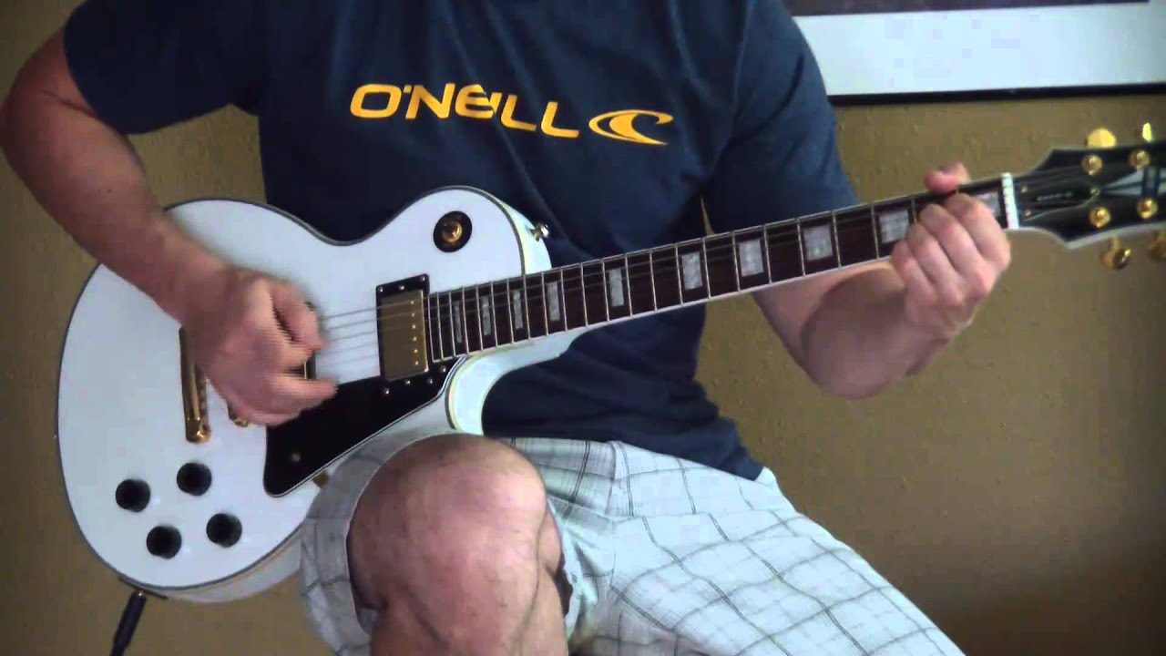 Blues traveler hook guitar tutorial with video guitar tab youtube hexwebz Image collections