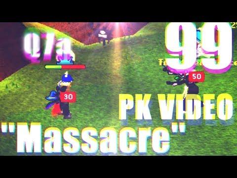 [SoulSplit 3] Q7a PK Video 99 ''Massacre'' *REMAKE*