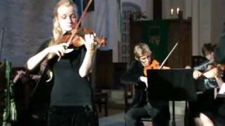 J. Haydn: Violin Concerto No. 4 in G Major, Allegro moderato