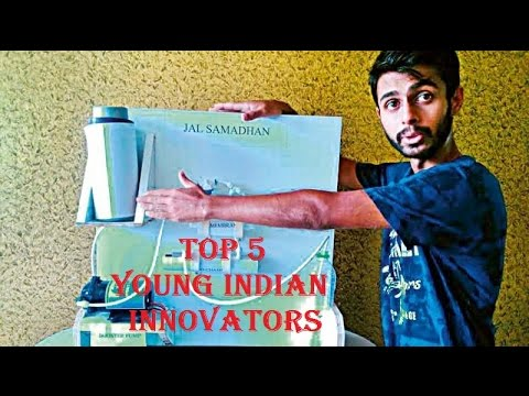 Top 5 Young Indian Innovators