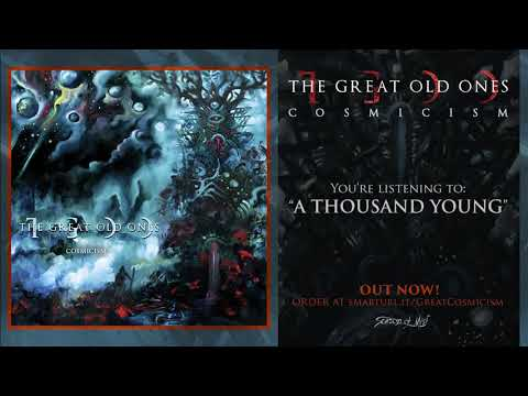 The Great Old Ones - A Thousand Young (Official Track)