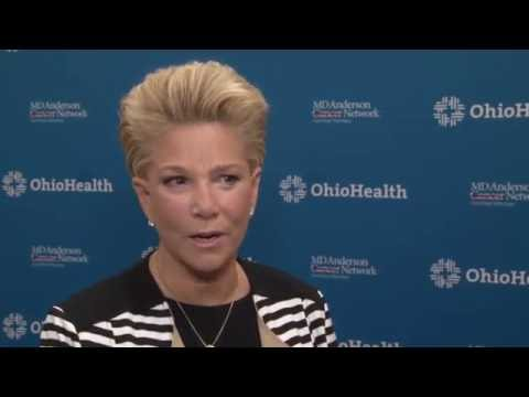 Joan Lunden Speaks at United in the Fight Against Cancer