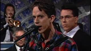 They Might Be Giants - Birdhouse In Your Soul (The Tonight Show Starring Johnny Carson 04/03/1990)