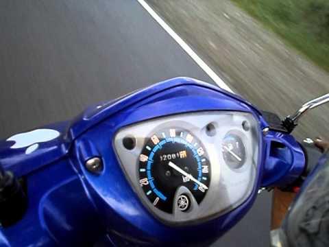 fastest yamaha novoZ