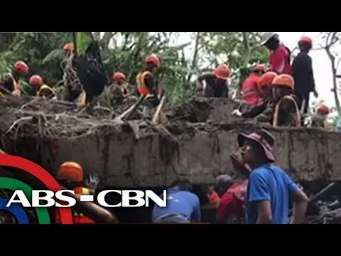 TV Patrol: Retrieval ops sa Natonin landslide area pinalawak pa