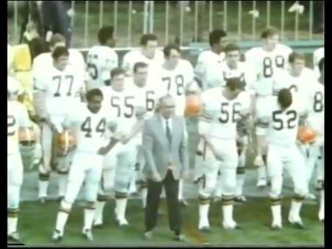 1970 Browns at Raiders Game 8
