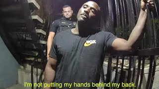 Body Cam: Fatal Officer Involved Shooting Dec 12-2019. Anaheim Police Department
