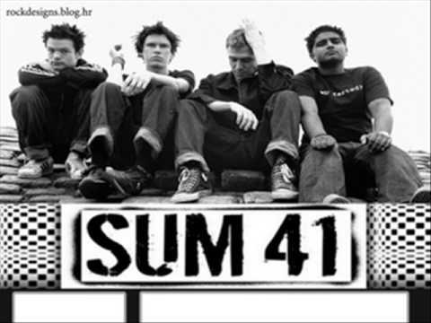 SUM 41-ALWAYS (with lyrics)