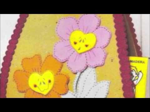 Manualidades para el dia de las madres - YouTube