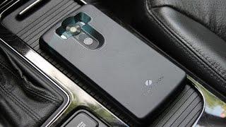 Русский обзор батарейки ZEROLEMON 9000mA для LG V10