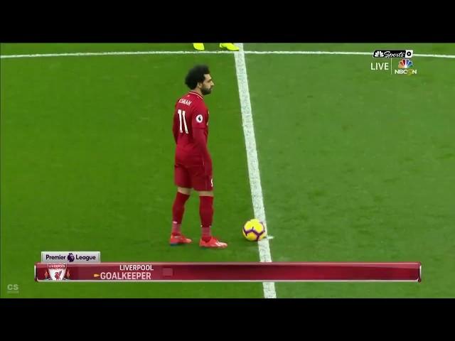 Liverpool vs Crystal Palace 1080i HD Salah`s great performance mo salah