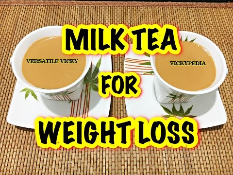 Weight Loss Tea   Milk Tea for Weight Loss   Lose 10KG in a Month   Masala Tea Chai Indian