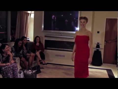 JEHAN COUTURE Private Viewing by Latiff Napoleon @ Mayfair Hotel, penthouse suite, London