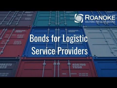 Bonds for Logistic Service Providers