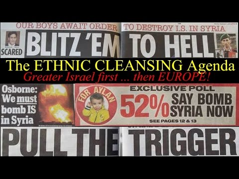 HUMANITY vs INSANITY - #50 : The Ethnic Cleansing Agenda