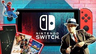 подборка игр для Nintendo Switch #1