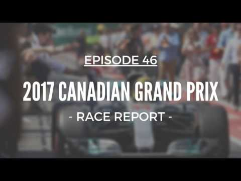 Ep. 46 - Hamilton cruises to victory in Canada