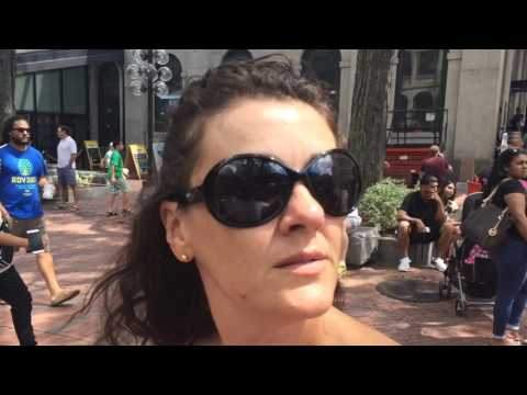Our Trip To Boston Massachusetts July 4, 2017