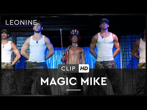 Magic Mike  Cody Horn Brooke über Steven Soderbergh