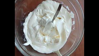 Сливочный сыр за 40 минут из двух ингредиентов Проверка рецепта Dimitris Michailidis