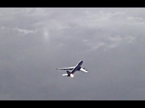 Awesome air traffic cockpit video ✈ A380, B747, B777