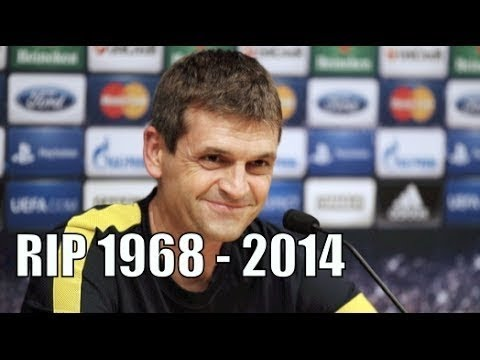 Tito Vilanova - Former Barcelona Coach Dies Of Cancer At 45