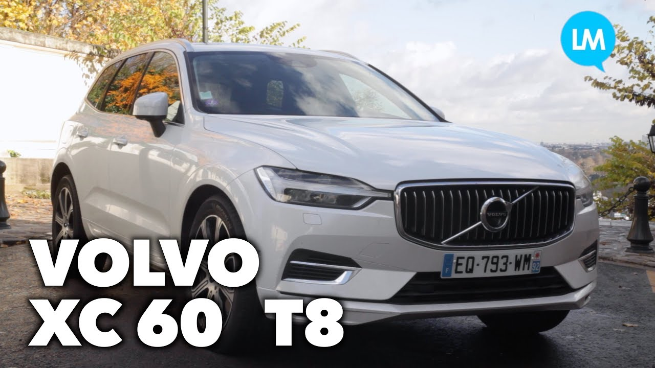 essai volvo xc60 t8 407ch 2 tonnes d 39 hybride et de muscles youtube. Black Bedroom Furniture Sets. Home Design Ideas