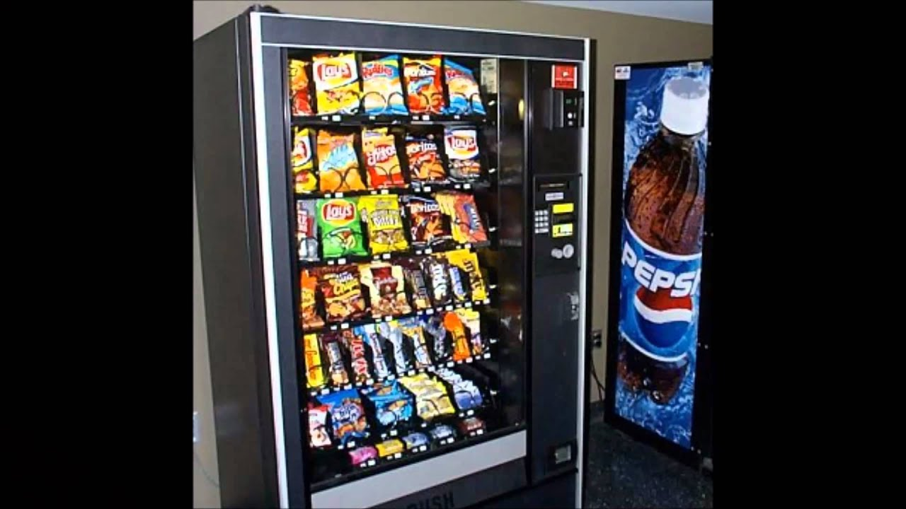 vending machine for free
