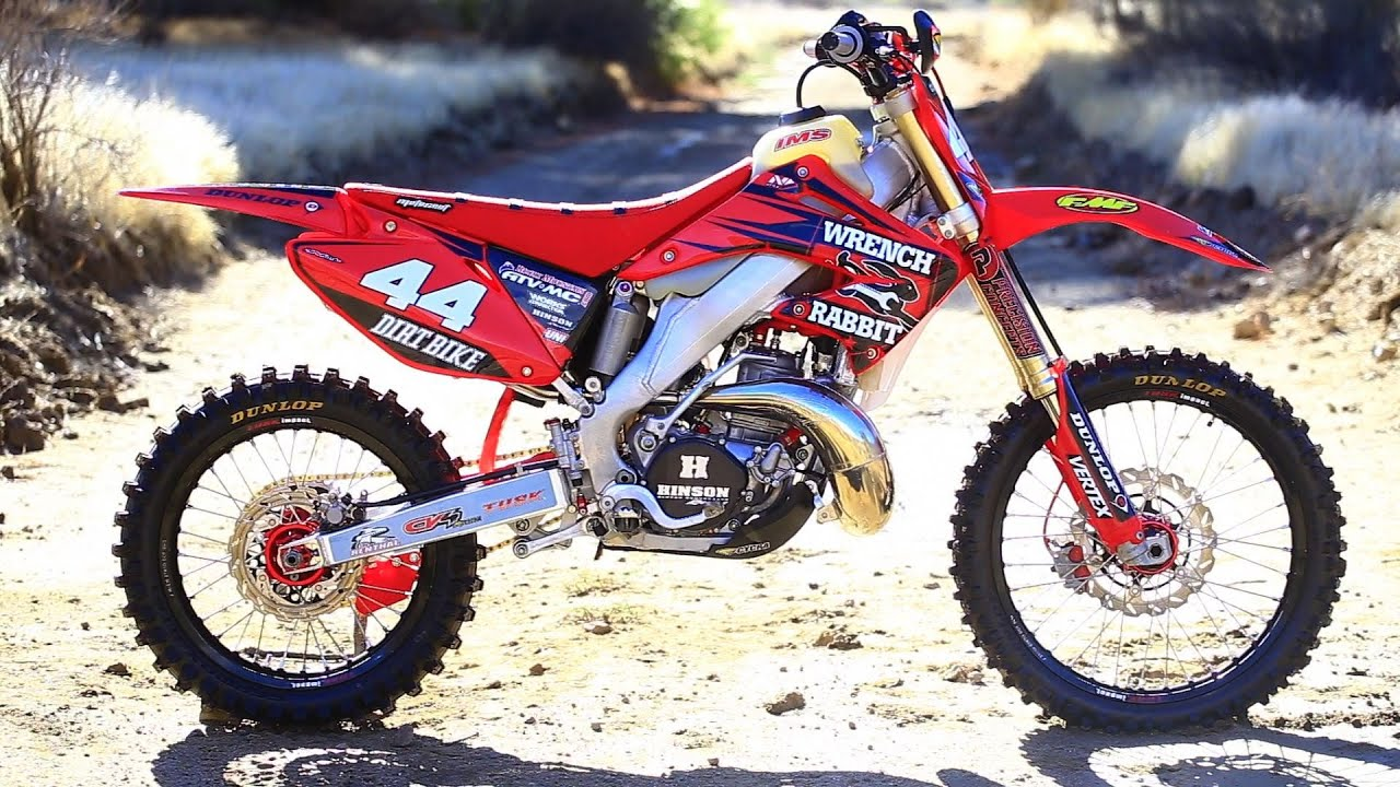 hight resolution of project 2004 honda cr 250 off road 2 stroke hardware dirt bike magazine