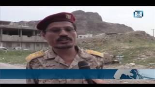الجيش اليمني يصد هجمات الانقلابيين شرق تعز