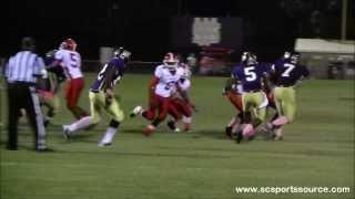 McCormick vs Ware Shoals Video Highlights (10-18-13)