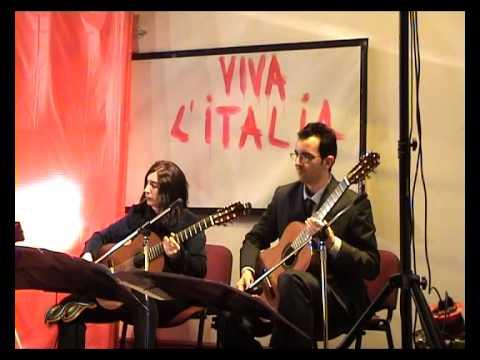 Viva l'Italia. Celebrazione per i 150 anni dell'un...