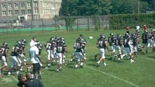 Dewitt Clinton High school Football