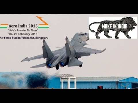Live: Aero India Show 2015 in Bengaluru