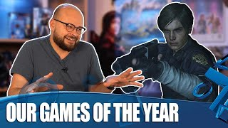 What's Your Game Of The Year 2019?