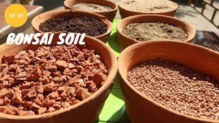 How to Make Bonsai soil |  Bonsai Soil Making Tips Step by Step | India Bonsai Soil Mix