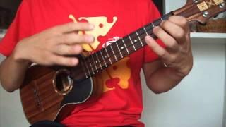NHK連続テレビ小説「あまちゃん」~挿入曲 TIME (solo ukulele)