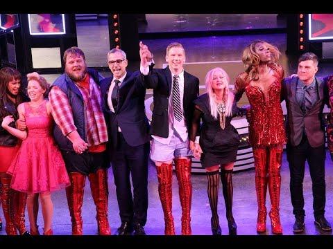 Kinky Boots Toronto Opening - Cyndi Lauper, Jerry Mitchell, David Mirvish, and more!