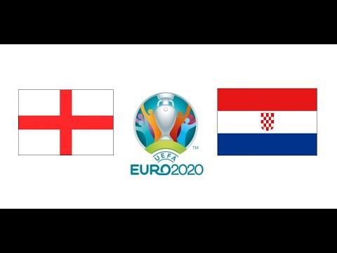 Англия Хорватия прямая трансляция 13.06.2021 футбол ЕВРО смотреть онлайн прямой эфир прогноз матча