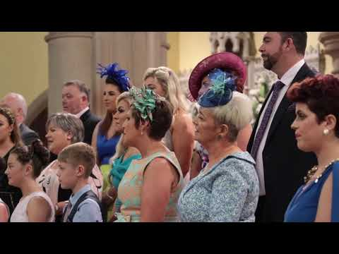 Don Action Jackson - Wedding Guests Surprise Bride & Groom With Emotional Song