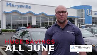 One Year Anniversary Sale | Specials, Deals, & Offers | Rairdon's Honda of MArysville