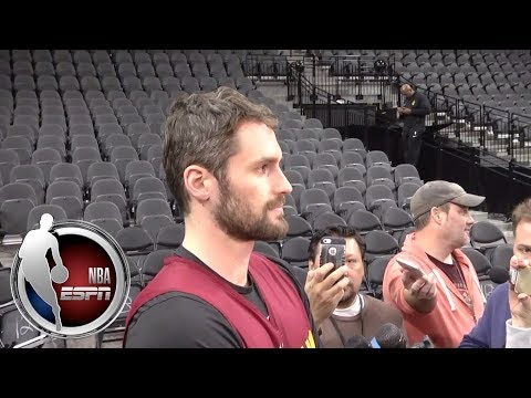Kevin Love on team meeting: We aired grievances and will move forward | NBA on ESPN