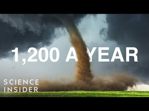 Maddox - Why America Has More Tornadoes Than Anywhere Else In The World?
